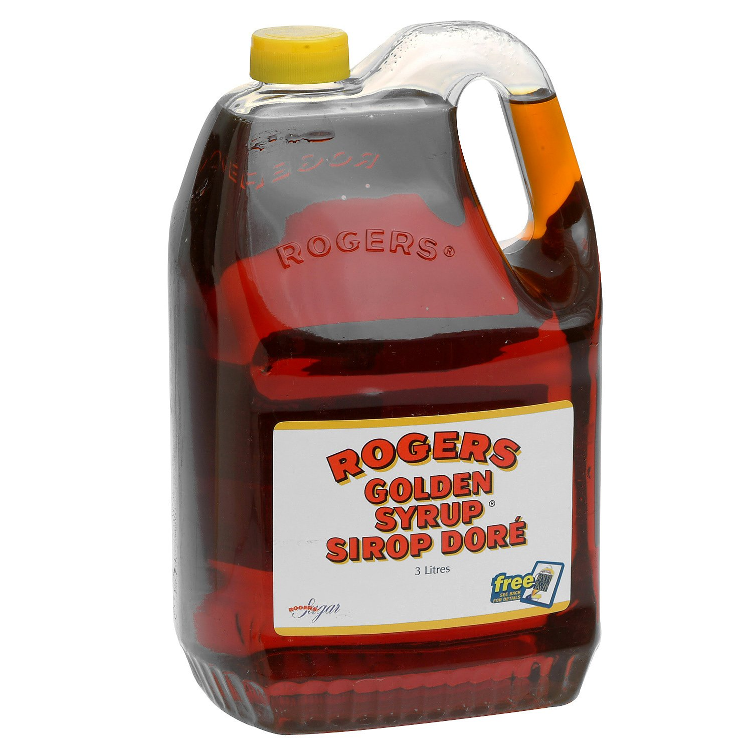 Rogers Golden Syrup - 1 case (4 x 3L)