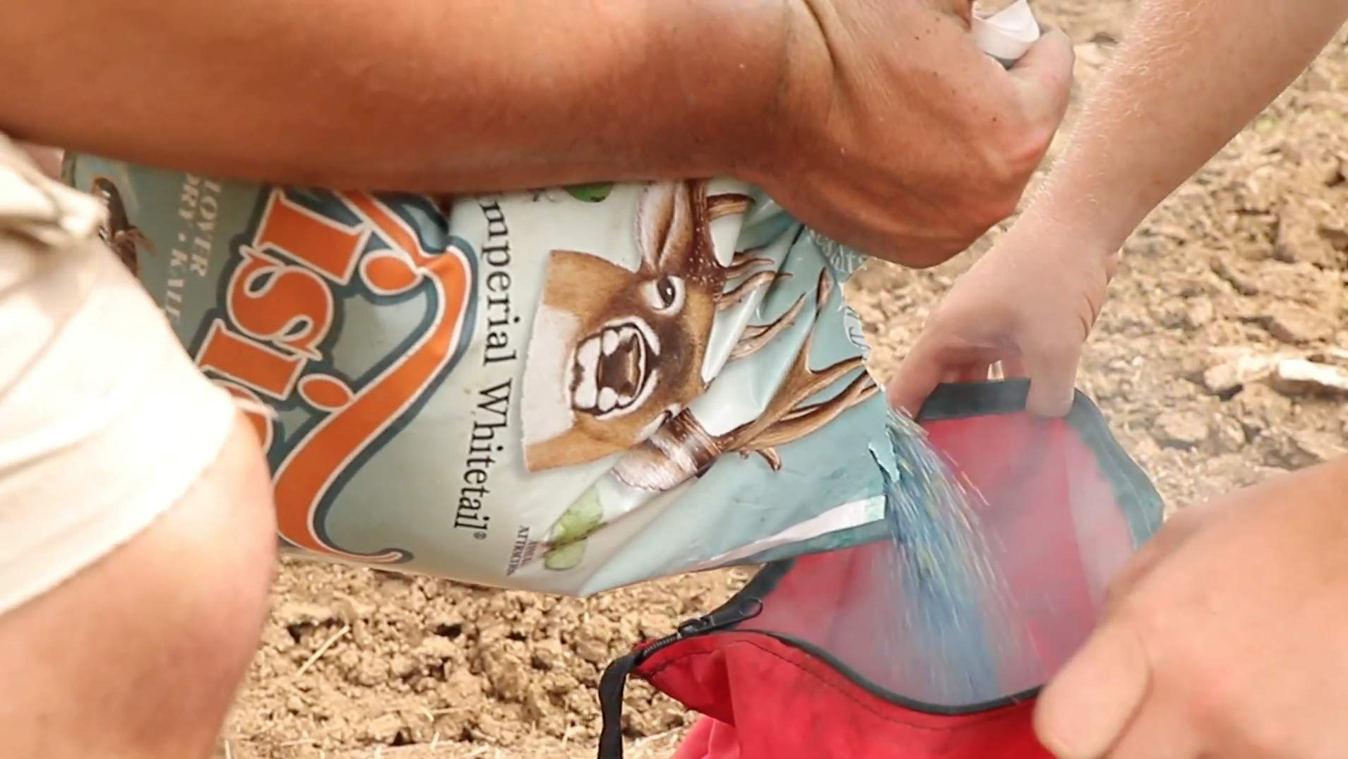 Whitetail Institute Imperial Whitetail VISION Food Plot Seed, 18 Pound by Whitetail Institute (Image #3)