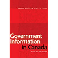 Government Information in Canada: Access and Stewardship
