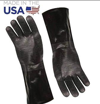 Artisan Griller Neoprene Rubber BBQ Gloves