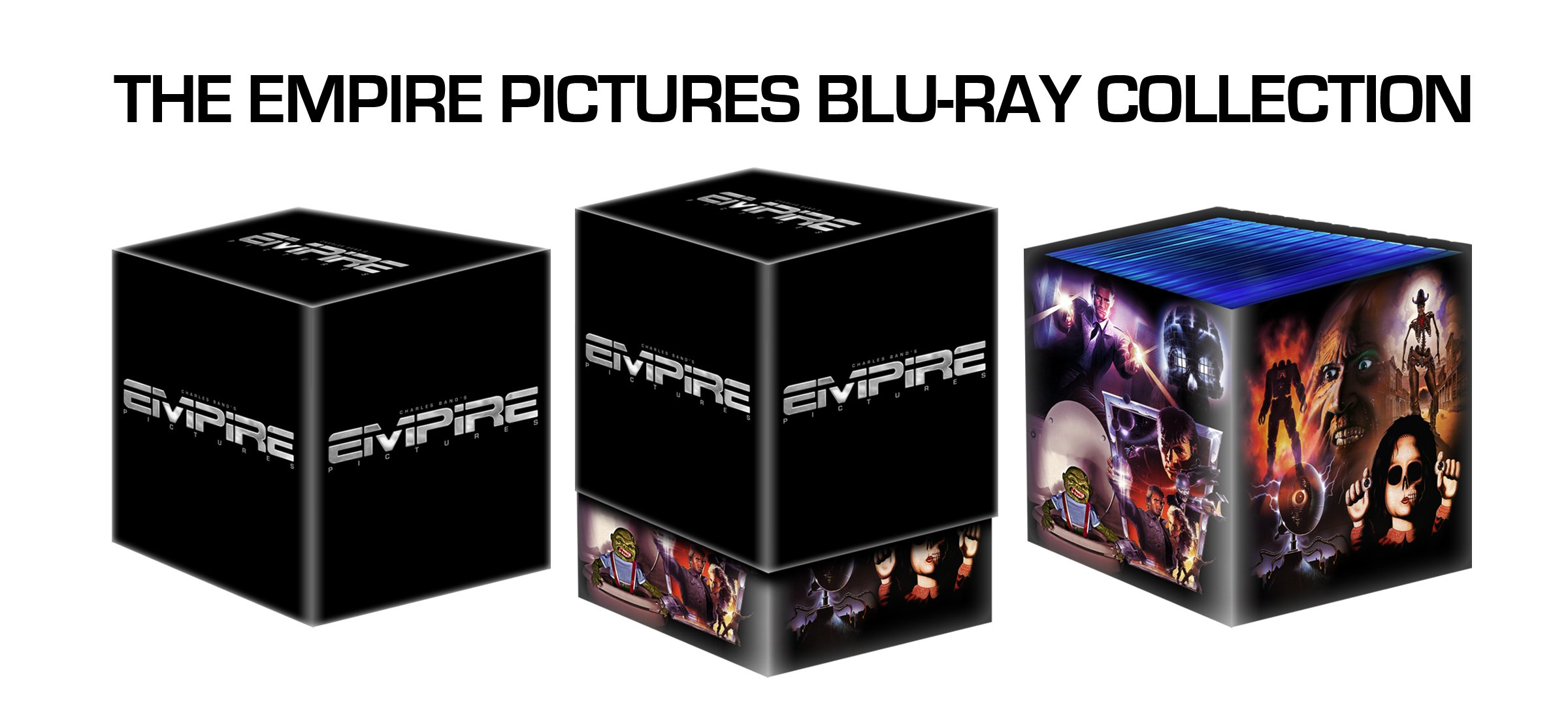 The Empire Pictures Blu-ray Collection