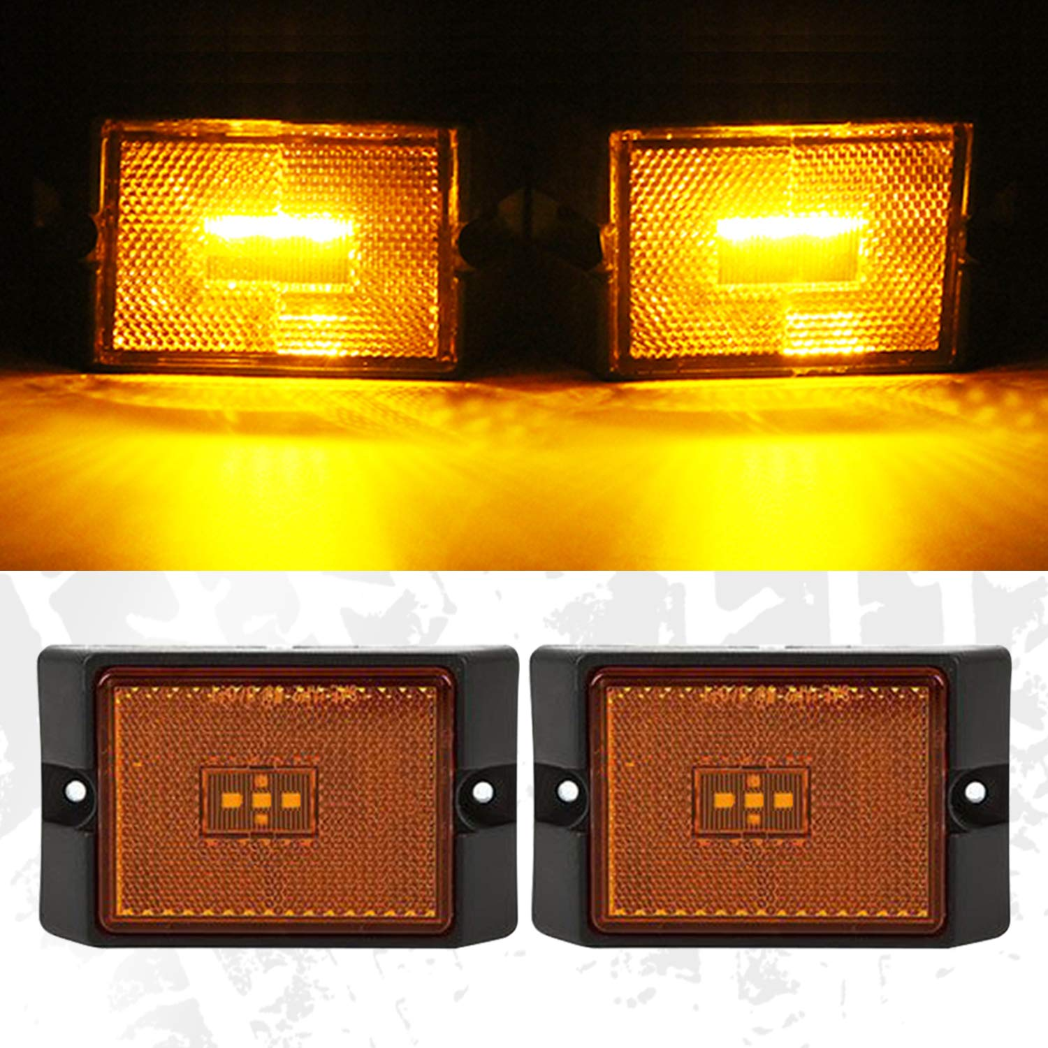 Led Trailer Light Kit Together With Wiring Nisuns Submersible Tail Lights Waterproof 12v Harness Combination Brake