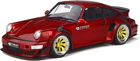 1:18 Porsche 911 Widebody Prior Design GT Spirit GT277