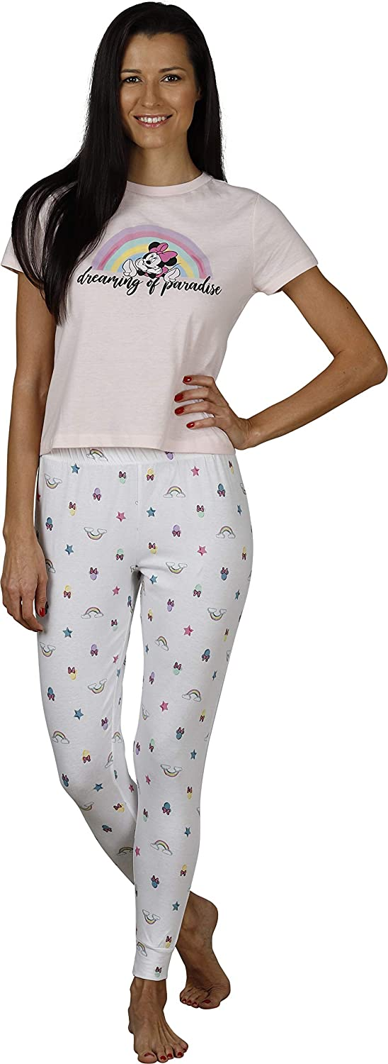 Disney Minnie mouse Pajama Set 12 18 Month Choice NWT  Pants Shirt Sleepwear