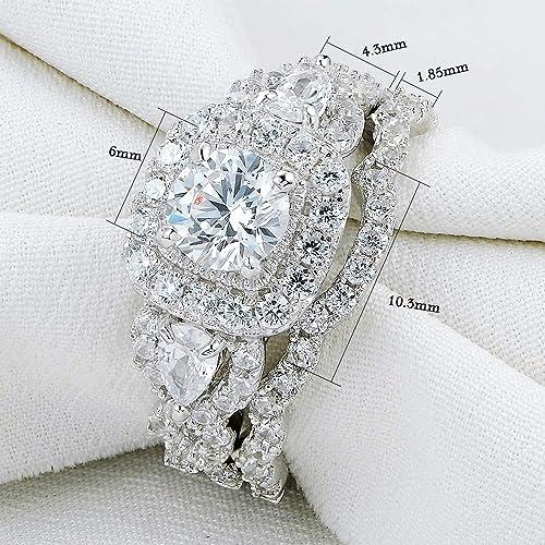 Newshe Jewellery JR5249_SS product image 3