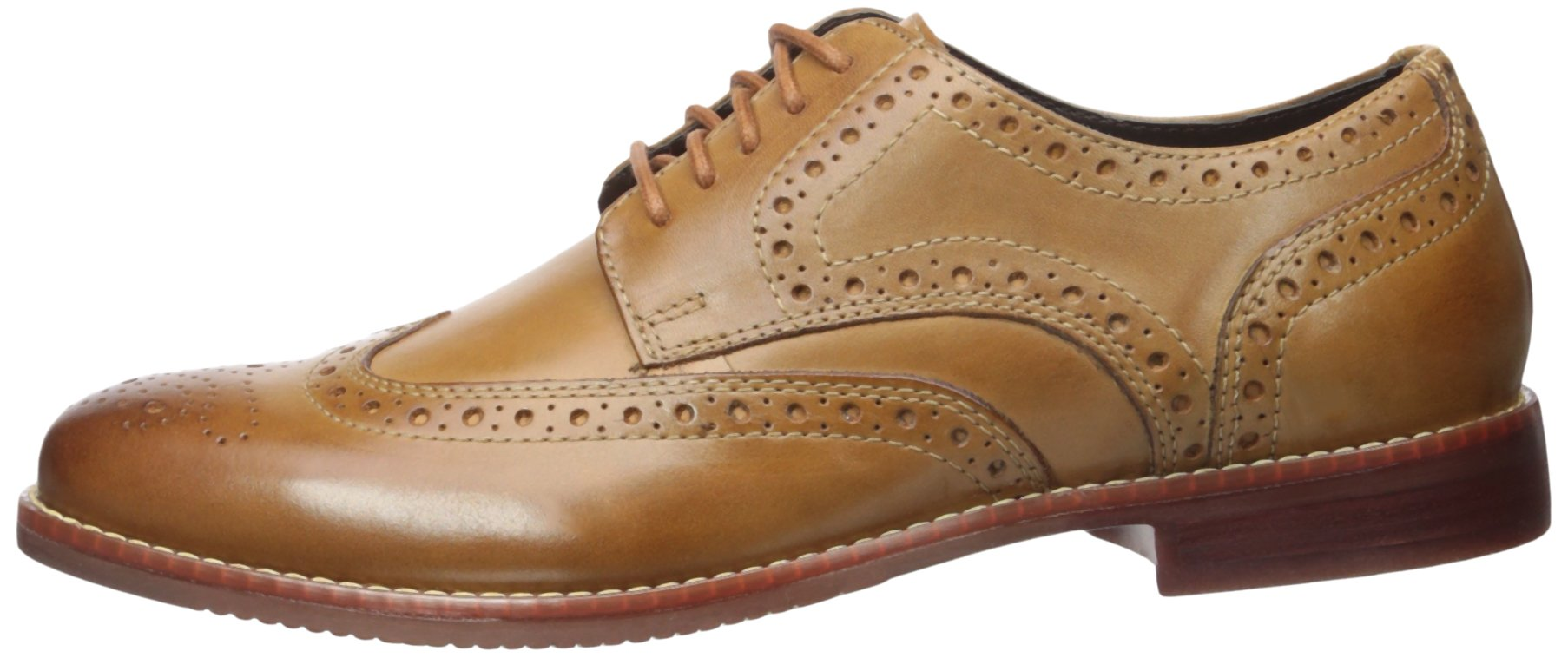Rockport Men's Style Purpose Wing Tip Tan- 6.5 2w Us-6.5 W by Rockport (Image #5)