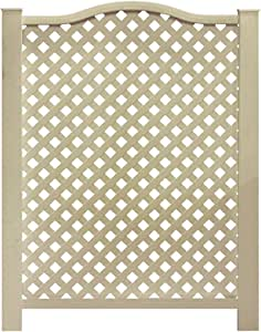Amazon.com : Barrette Wicker Vinyl Arch Utility Screen
