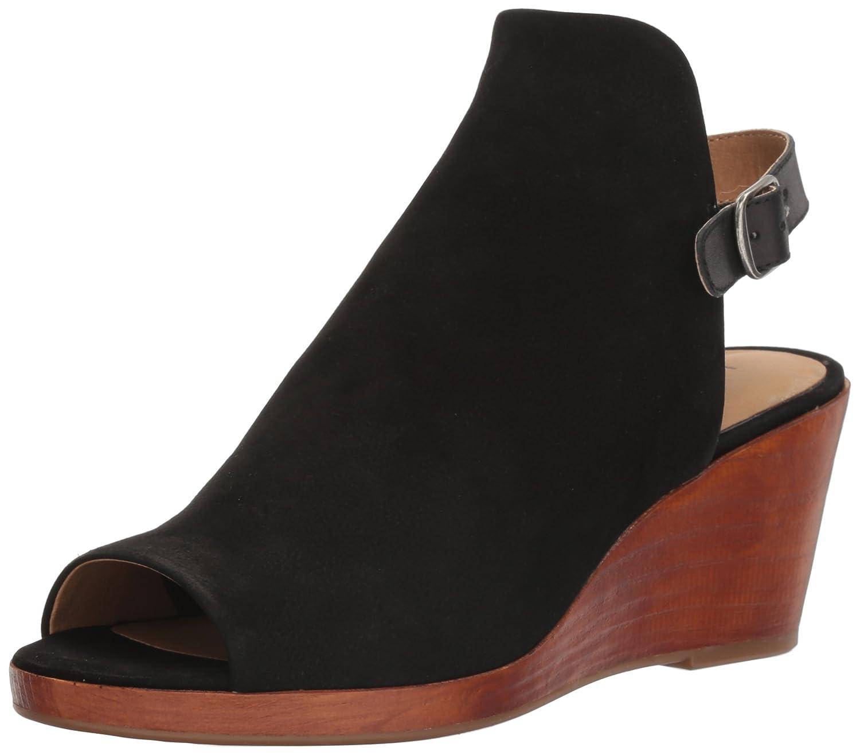 Lucky Brand Women's Keralin Wedge Sandal B01N3NP0IX 5 M US|Black