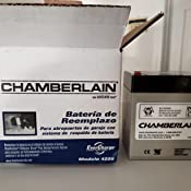Chamberlain Liftmaster Craftsman 4228 Replacement Battery