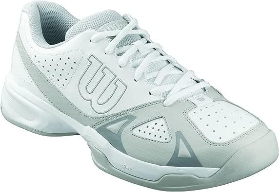 Wilson Rush Open 2.0, Zapatillas de Tenis para Hombre, Blanco ...