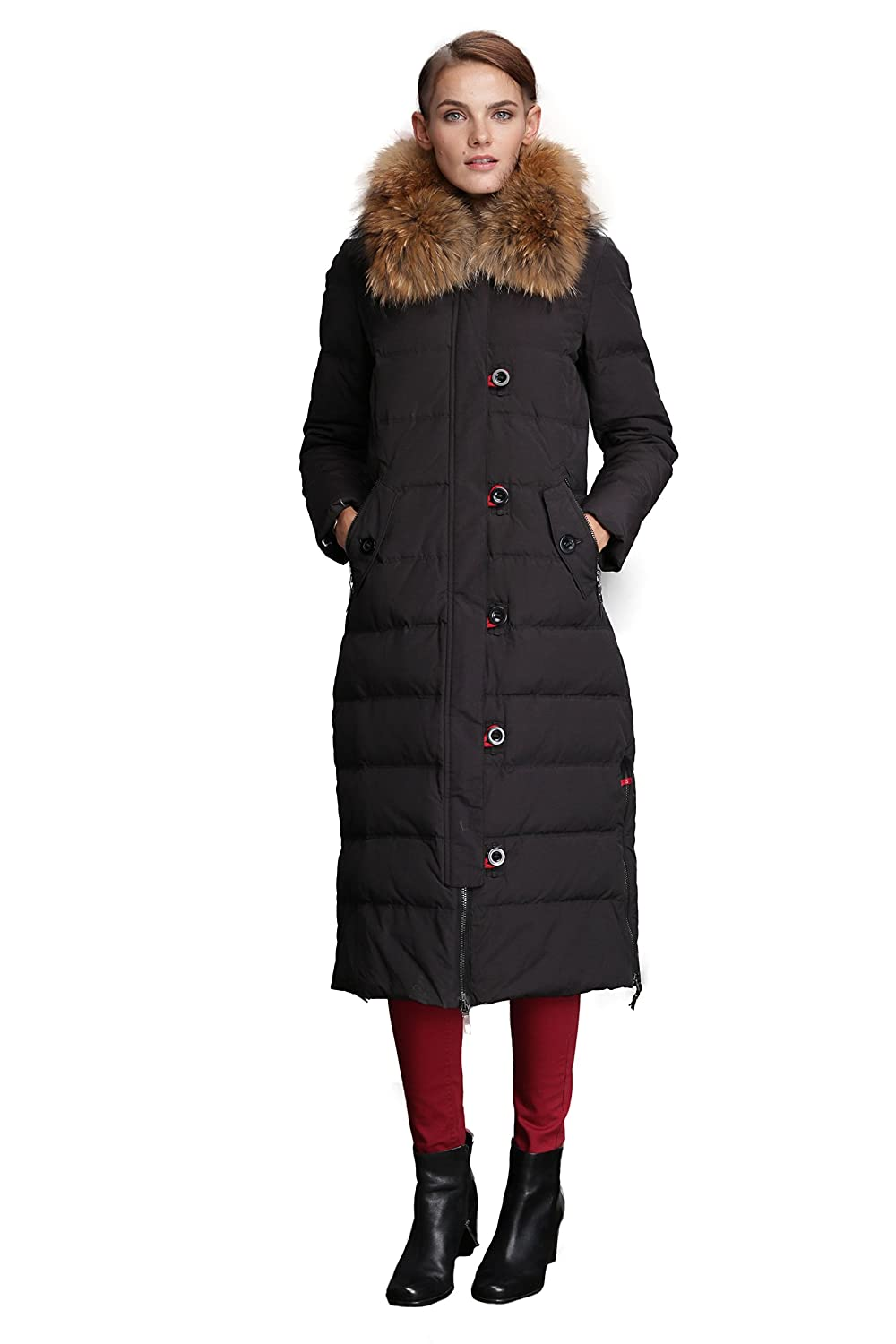 Fast Sister Women's Stylish Down Jackets Down Coats Parka