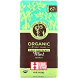 Equal Exchange Organic Dark Chocolate Mint Crunch 80g, 2.8 oz