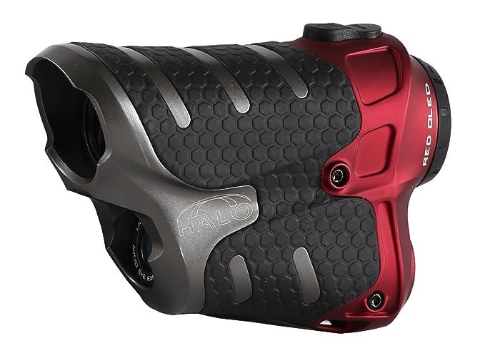 Halo Xtanium 1000 Rangefinder 1000 yd. Archery Equipment, Red