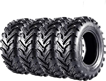 25x8x12 25x10x12 ATV UTV Tires Set of 4 6PR 25 inch 25x8-12 25x10-12 AT Tires