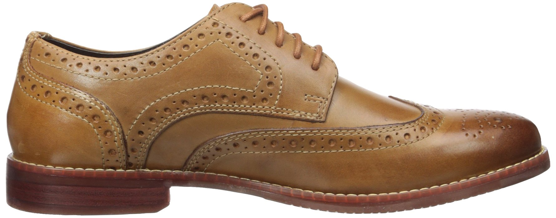 Rockport Men's Style Purpose Wing Tip Tan- 6.5 2w Us-6.5 W by Rockport (Image #7)