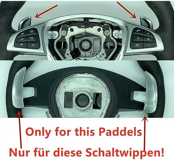 Max Auto Carbon Rot Look Gfk Schaltpaddles Schaltwippen Passend Amg A45 A35 A45s Cla45 S Gla45 C63 E63 S63 G63 Gle63 Glc43 C43 Glc63 C63s Gtr Gts Gtc Auto