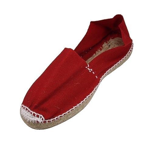 Alpargatus - Alpargata Clasica Plana, Unisex-niños: Amazon.es: Zapatos y complementos