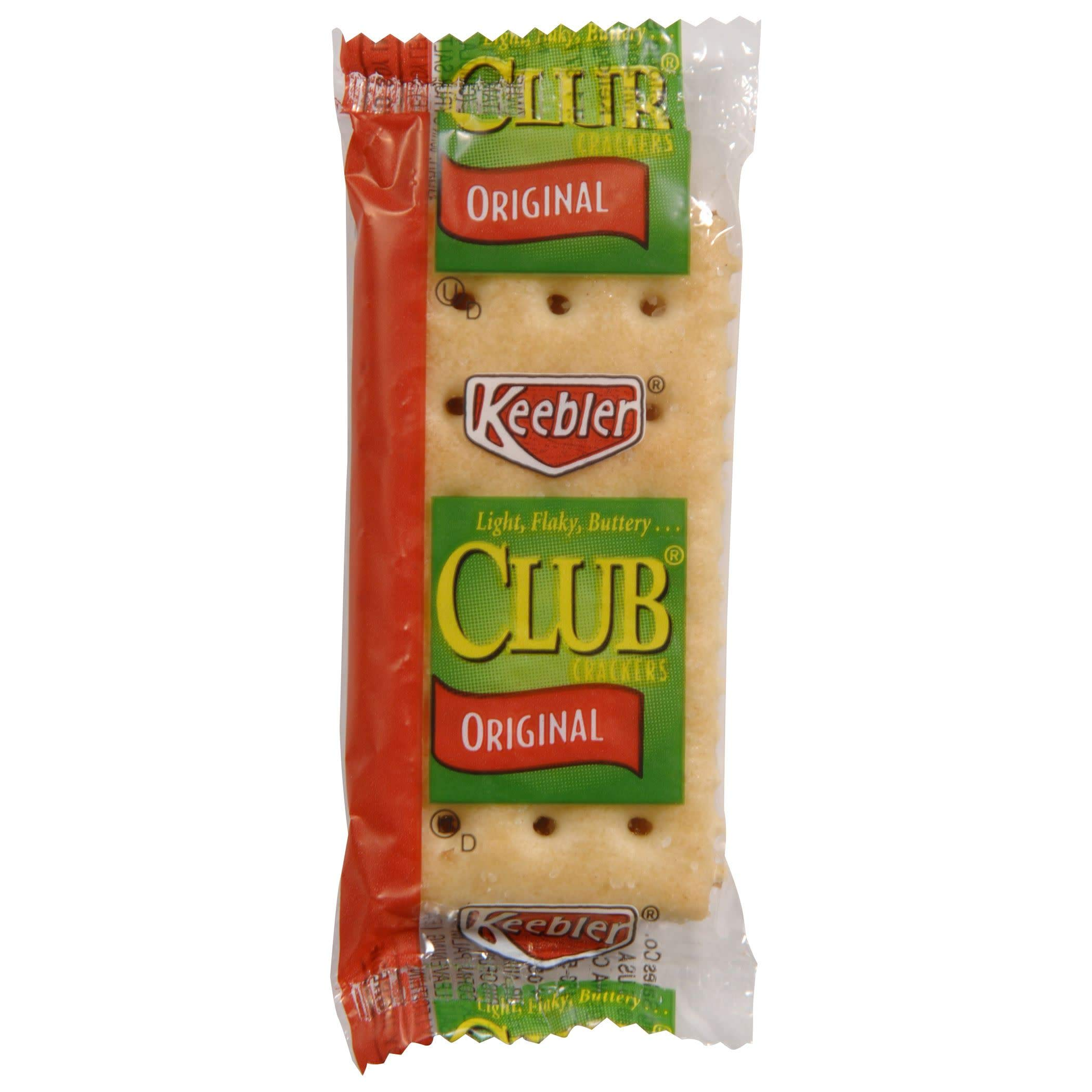 Club Crackers 2-Count, -Ounce Packages (Pack of 300) by Club Crackers