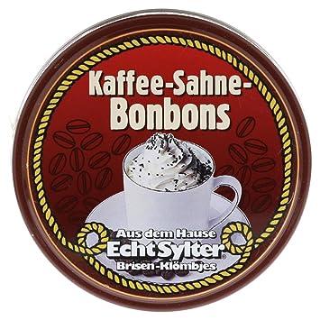 Verdadera sylter brisen klömbjes Café de nata de caramelos, 70 g: Amazon.es: Salud y cuidado personal