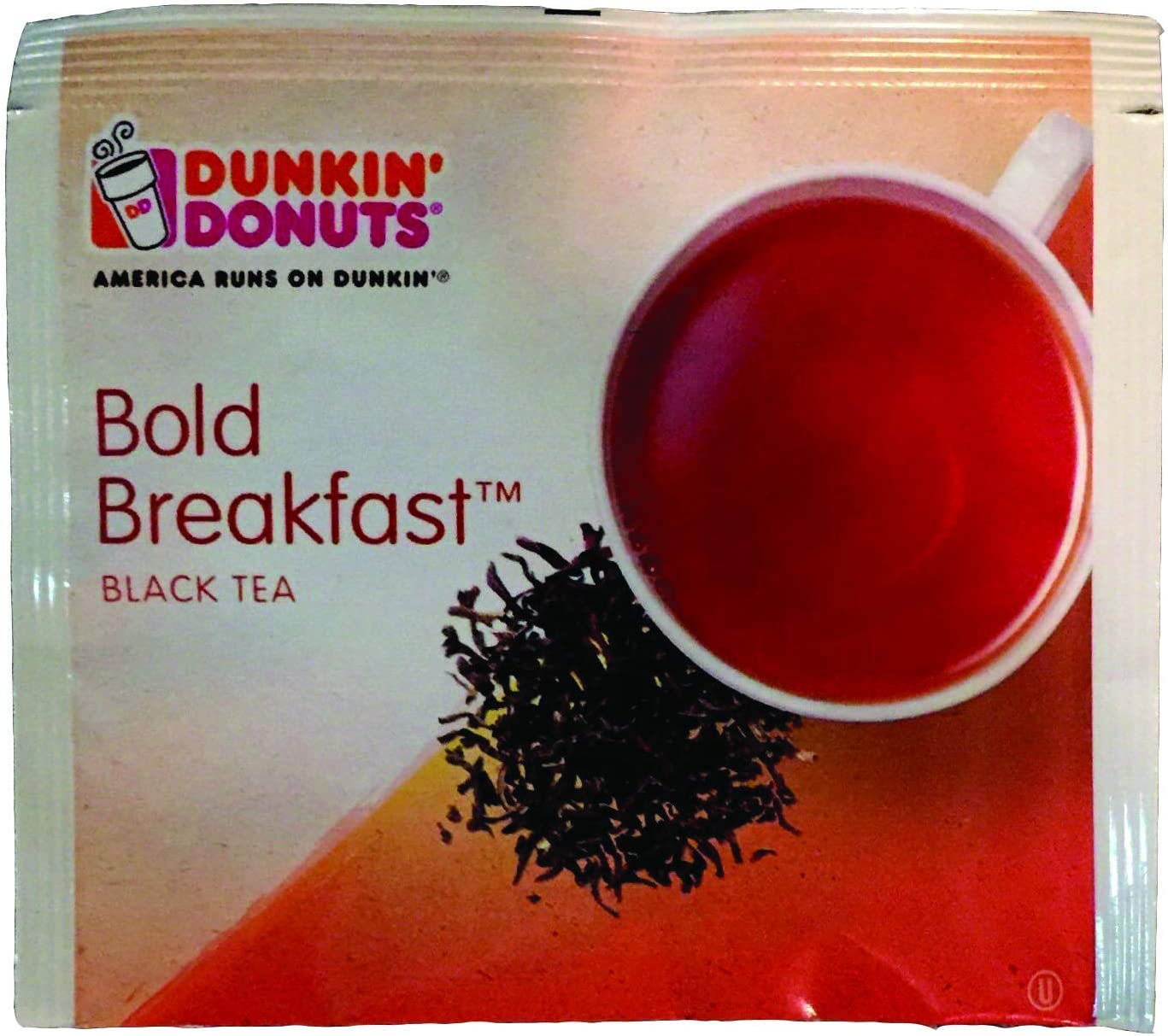 Dunkin Donuts Bold Breakfast Black Tea 45 Tea Bags