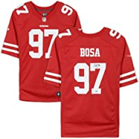 $249 » Nick Bosa San Francisco 49ers Autographed Nike Red Game Jersey - Fanatics Authentic Certified - Autographed NFL Jerseys