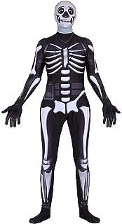 Amazon Com Spirit Halloween Kids Fortnite Skull Trooper Costume