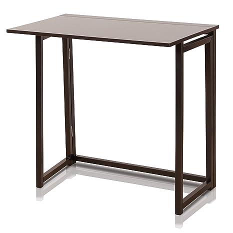 Amazon.com: Mesa plegable plegable para ordenador, mesa de ...