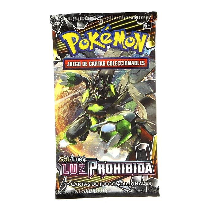 Amazon.com: Pokèmon Card Game, Color Company POSMFL02: Toys ...