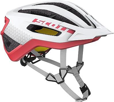 Scott Fuga Plus XC Bicicleta de montaña Casco Blanco/Rojo 2018 ...