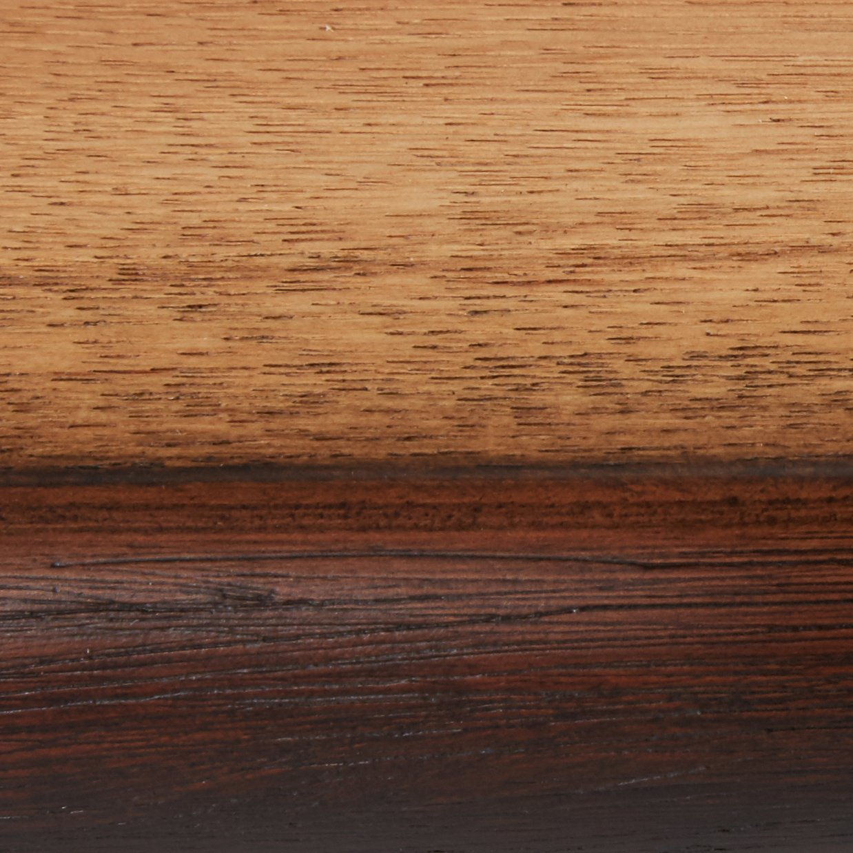 Burnham Two-Tone Live Edge Dining Bench with Trestle Base Natural Honey and Espresso by Scott Living (Image #5)