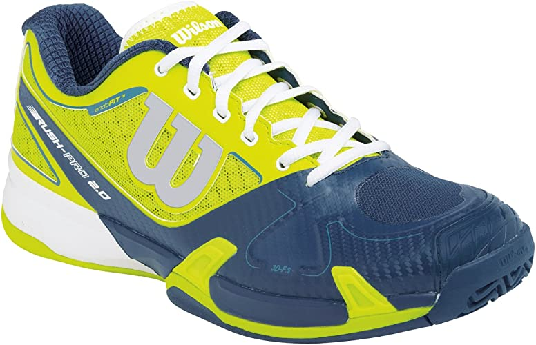 Wilson Rush Pro 2.0 Clay Court, Zapatillas de Tenis Unisex Adulto ...