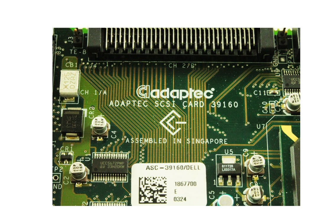 39160 AHA-3960D ULTRA160 PCI SCSI CONTROLLER DOWNLOAD DRIVERS