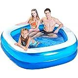 """Jilong Giant Pentagon Inflatable Family Pool, 79"""" x 77"""" x 18.5"""""""