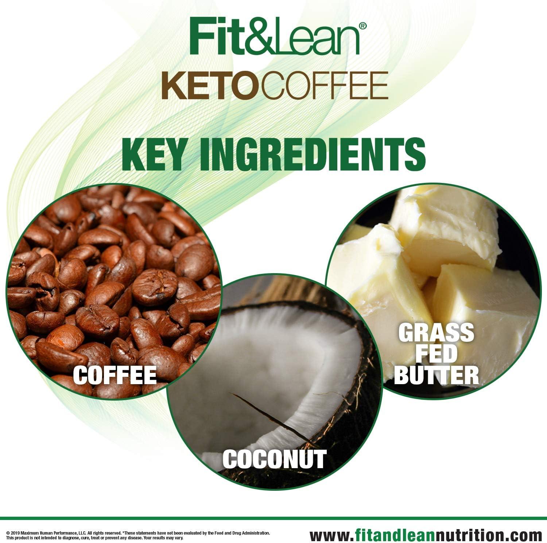 Fit & Lean Keto Coffee