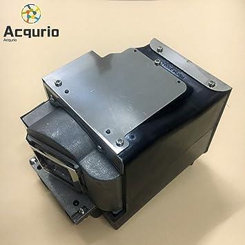 Alta calidad VLT-XD221LP lámpara de proyector con carcasa para ...