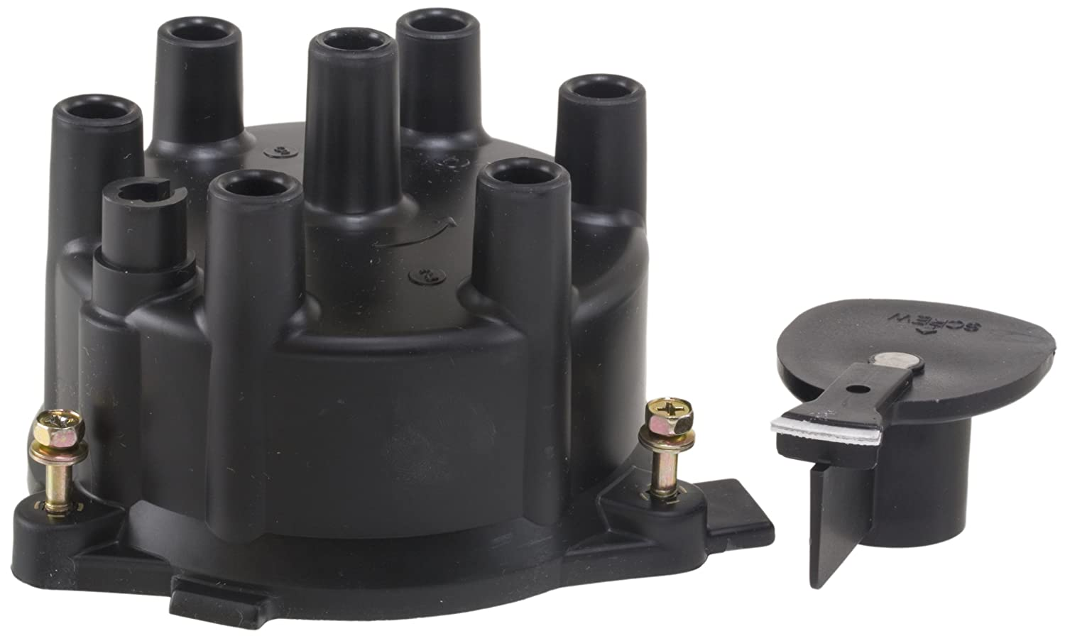 Wells 15665 Distributor Cap and Rotor Kit