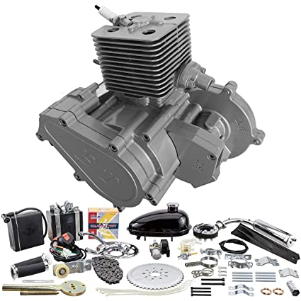 Amazon com : Zeda BT80 Motorized Bike - Gas Bike Engine Kit