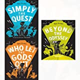 Maz evans who let the gods out series 3 books collection set