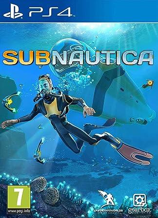 Resultado de imagen de Subnautica ps4 portada