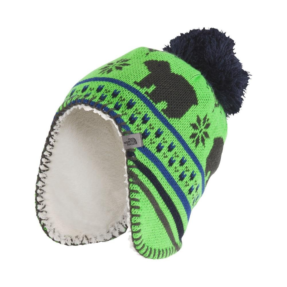 2f3450b76 The North Face Baby Faroe Beanie Krypton Green XS: Amazon.ca: Sports ...