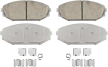 8X FRONT REAR Wagner Ceramic Disc Brake Pad Kit For INFINITI QX50 2016 NEW