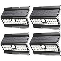 EZBASICS 32 LED Outdoor Waterproof Solar Motion Sensor Light