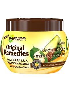 Garnier Original Remedies Mascarilla Aguacate Karité - 300 ml