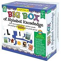 Carson-Dellosa Big Box of Alphabet Knowledge Board Game