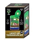 Glow-in-The-Dark Terrarium Kit for Kids LED Light