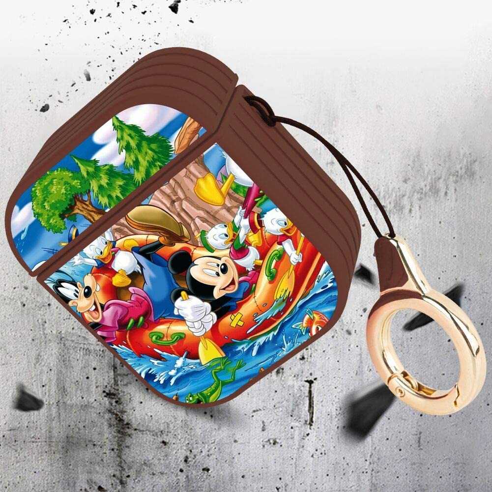 DISNEY COLLECTION Wireless Airpod Case Goofy Mickey Mouse and Donald Duck Desktop Wallpaper Hd