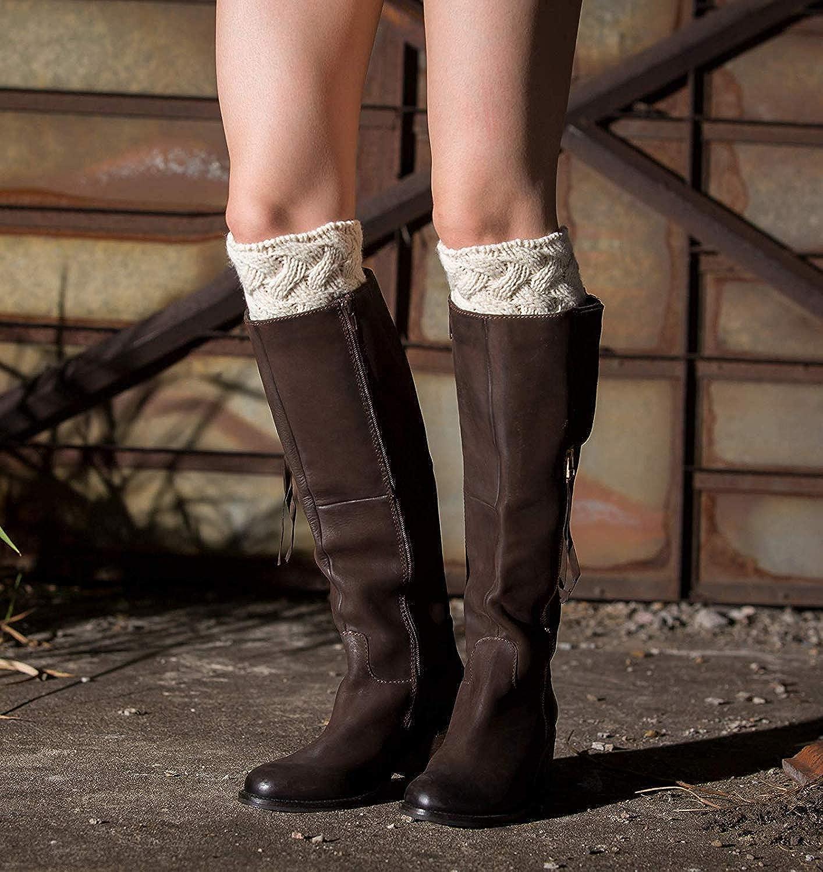 Amazon.com: Xugq66 - 4 pares de calcetines de punto de ...