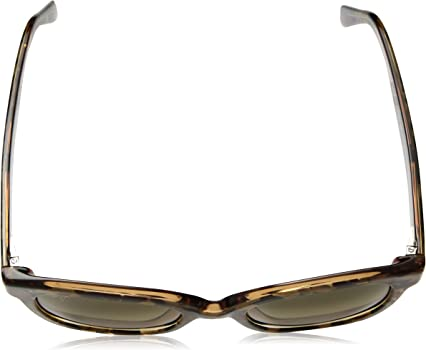 2614061587a8 Amazon.com: Maui Jim Honey Girl HS751-18A | Polarized Caramel cateye ...