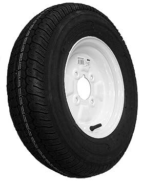 """Maypole 216 - Rueda y neumático para remolque (500mm x 10"""")"""