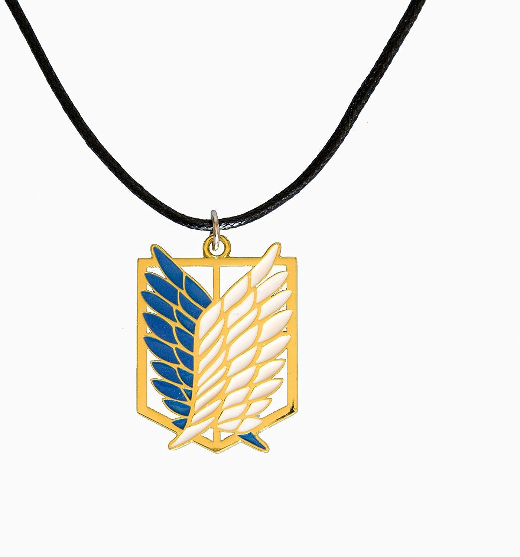 LAttaque des Titans HASAKI Pendentif Bataillon dexploration 01